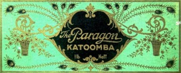 Paragon Katoomba Waratah Chocolate bar