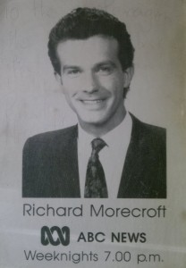 Richard Morecroft